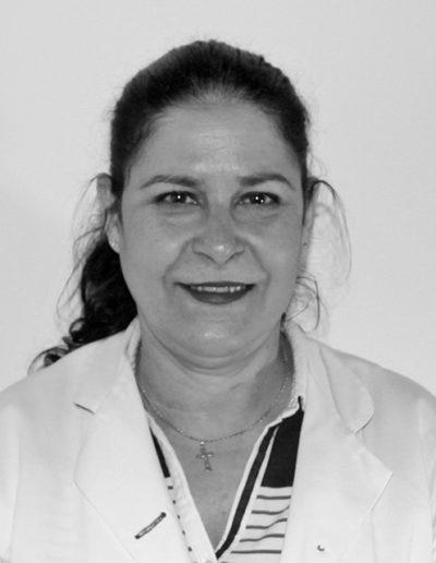 Bárbara Bobadilla, Auxiliar de Enfermería