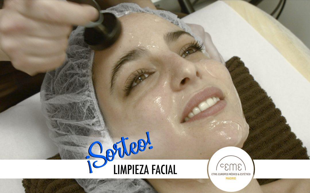 Bases del concurso de limpieza facial