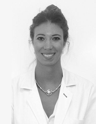 Dra. Esther Deleyto; nº de colegiado: 282870980