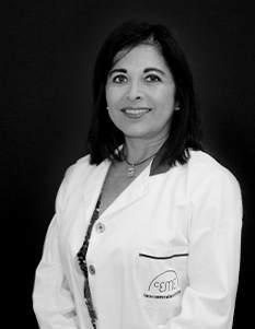 Dra. Nancy Miranda. Nº de Colegiado: 282876044