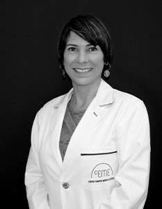 Dra. Rebeca Moreno. Médico General. Nº colegiado: 282879393