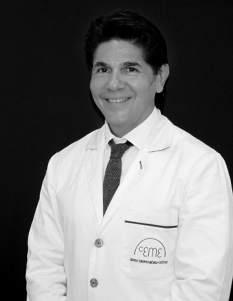 Dr. Andrés Romero. Cirujano y médico estético. (SECE) Nº de Colegiado: 282910336