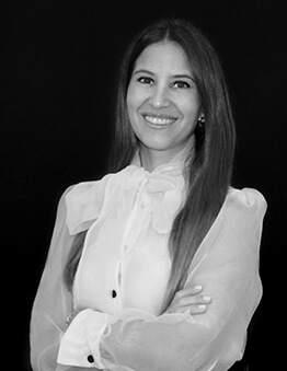 Miriam Almeida. Coordinadora