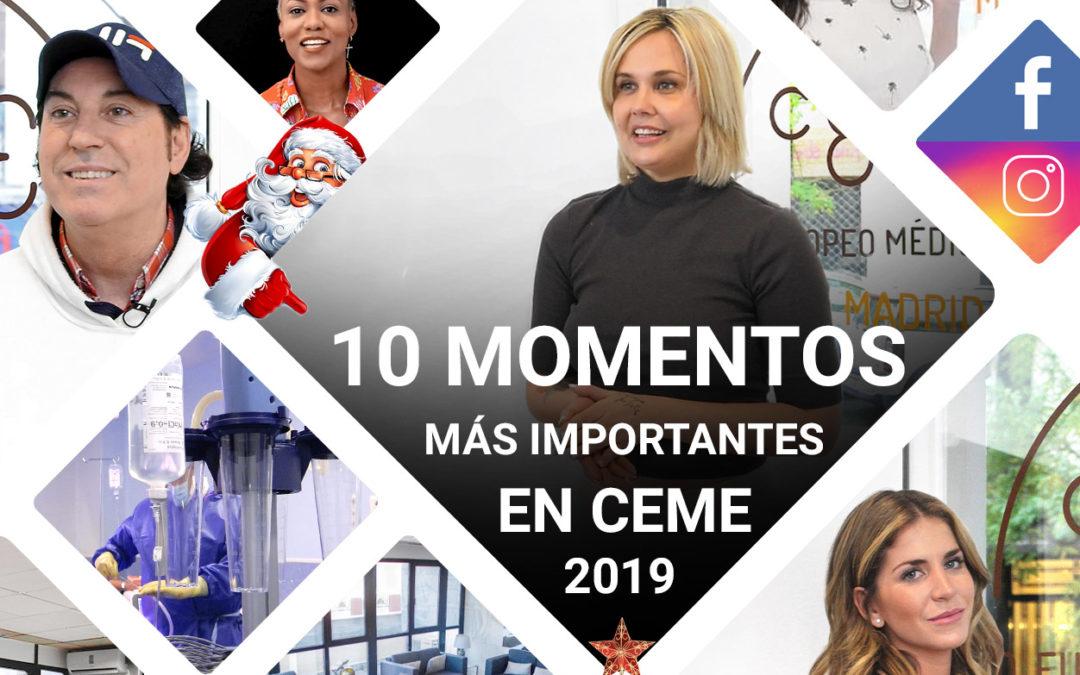 10 momentos más importantes de CEME en 2019