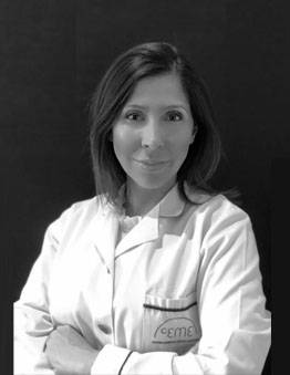 Dra. Karen Wejbe. Médico Estético y otorrinolaringóloga. Nº de colegiado: 282863417