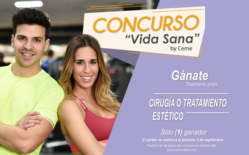 Concurso Vida Sana by Ceme