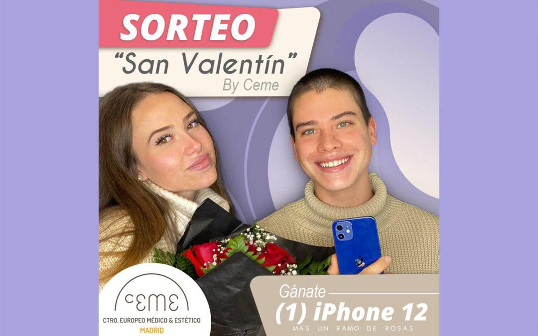 Bases del Concurso «Sorteo San Valentín 2021»