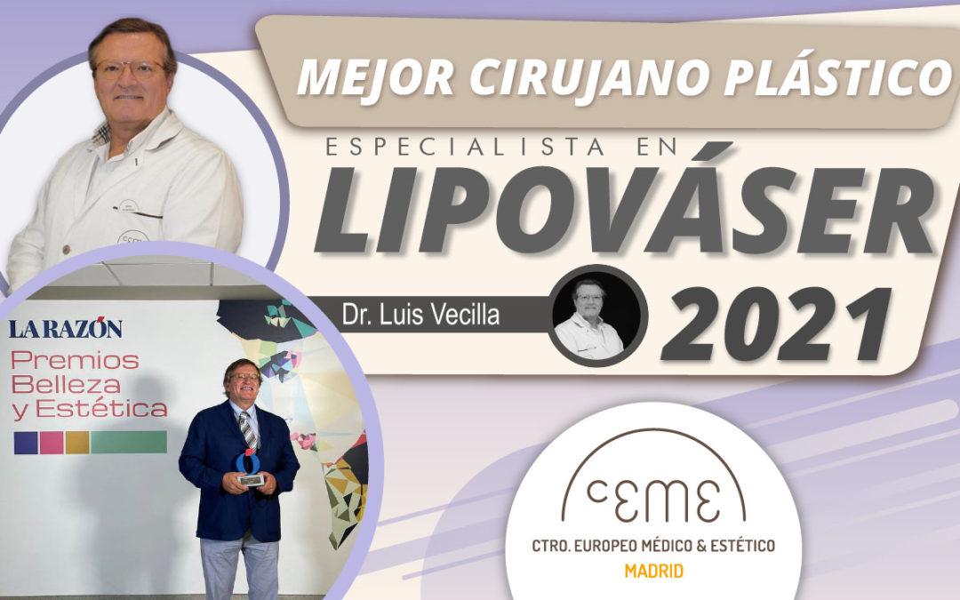 Mejor Cirujano Plástico de LipoVaser en España 2021